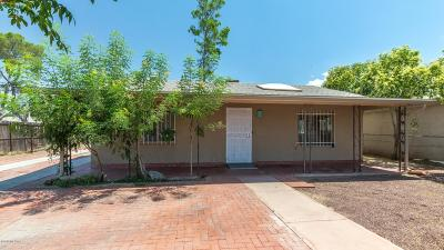 Pima County Single Family Home For Sale: 3134 E 24th Street