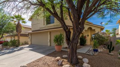 Pima County Single Family Home For Sale: 4930 W Didion Drive