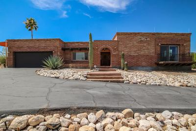 Tucson Single Family Home For Sale: 361 E Hillcrest Place