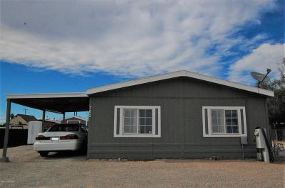 Pima County Manufactured Home For Sale: 762 W Laguna Street
