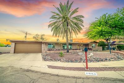 Pima County, Pinal County Single Family Home For Sale: 8906 E Calle Pasto