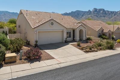 Oro Valley Single Family Home Active Contingent: 11760 N Labyrinth Drive