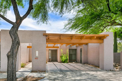 Pima County Townhouse For Sale: 3106 E Macenroe Lane