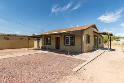 Pima County Single Family Home For Sale: 3420 S Belmar Avenue