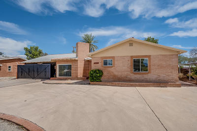 Pima County Single Family Home For Sale: 5238 E 5th Street