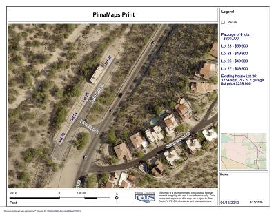 Tucson Residential Lots & Land For Sale: 4291 N Red Sun Place