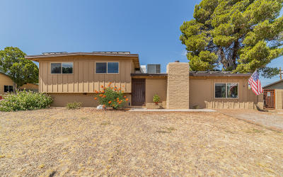 Pima County Single Family Home For Sale: 8146 E Kenyon Drive