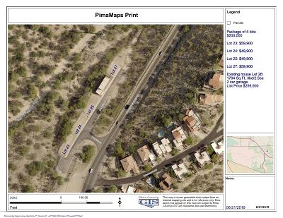Tucson Residential Lots & Land For Sale: 4271 N Red Sun Place #25