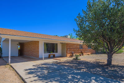 Corona de Tucson Single Family Home For Sale: 28 W William Carey Street