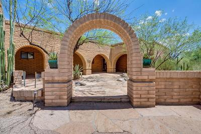 Tucson Single Family Home For Sale: 6237 E Via De La Yerba
