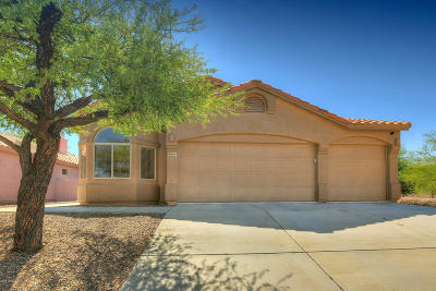 Single Family Home Active Contingent: 8804 E Marci Lynne Way