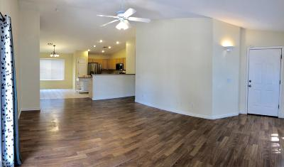 Single Family Home Active Contingent: 10083 E Desert Valley Place