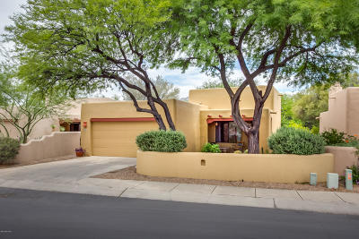 Tucson Single Family Home For Sale: 2810 W Placita Paciente