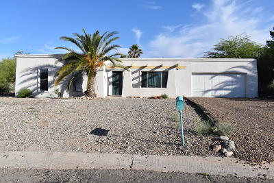 Pima County Single Family Home For Sale: 5225 N Whispering Hills Lane