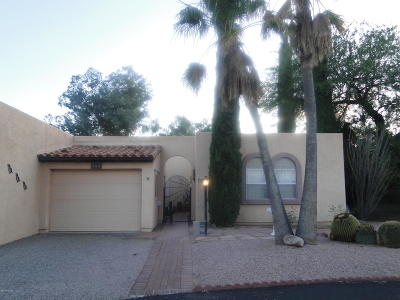 Pima County Townhouse For Sale: 360 E Paseo Verde