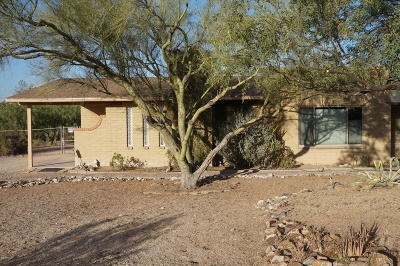 Pima County Single Family Home For Sale: 721 S Avenida Del Monte