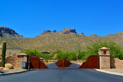 Tucson Residential Lots & Land For Sale: 5555 N Sabino Highlands Place #10