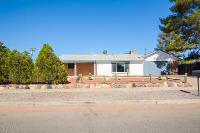 Pima County Single Family Home For Sale: 4912 N Sullinger Avenue