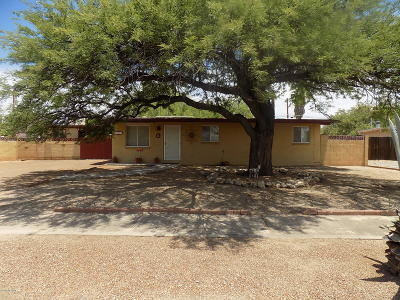 Pima County Single Family Home For Sale: 1101 S Eli Drive