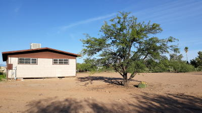 Marana Single Family Home Active Contingent: 16909 W Calle Amaya