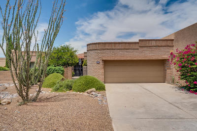 Pima County, Pinal County Townhouse For Sale: 4321 N Camino De Carrillo