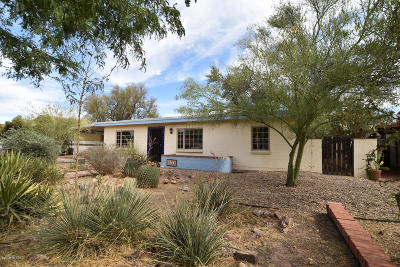 Pima County Single Family Home For Sale: 2314 E 17th Street