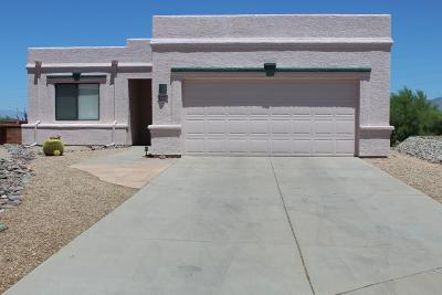 Pima County Single Family Home For Sale: 540 W Union Bell Drive