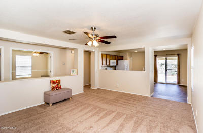 Pima County Single Family Home For Sale: 1262 W Calle Libro Del Retrato