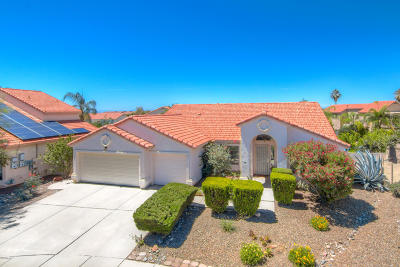 Tucson Single Family Home For Sale: 981 W Turnstone Place