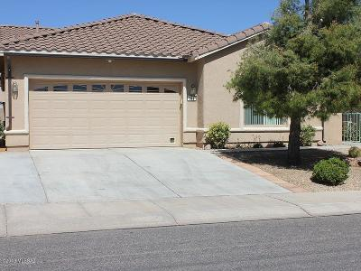 Sierra Vista Single Family Home For Sale: 944 Estancia Drive