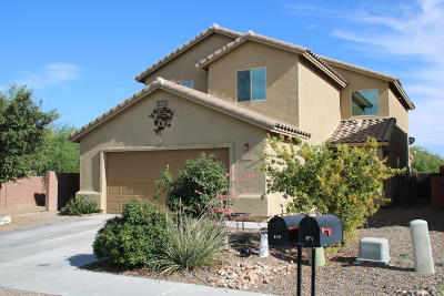 Green Valley Single Family Home For Sale: 857 W Calle Arroyo Norte