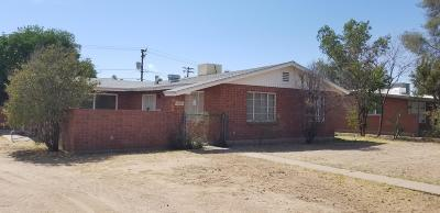 Tucson Single Family Home For Sale: 801 N Montezuma Avenue