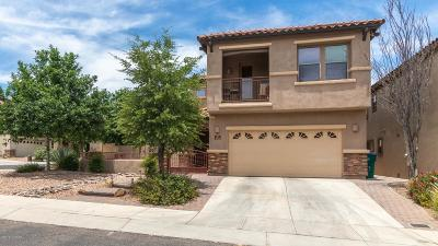 Tucson, Oro Valley, Marana, Sahuarita, Vail Single Family Home For Sale: 443 E Calle De Ocaso