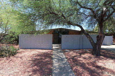 Pima County Single Family Home For Sale: 7030 E 5th Street