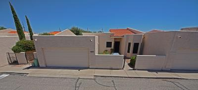 Pima County Townhouse For Sale: 7856 E 35th Street
