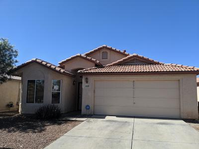 Tucson Single Family Home For Sale: 2309 W Silverbell Tree Drive