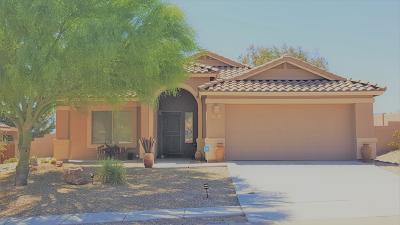 Pima County Single Family Home For Sale: 931 W Via Alamos Drive