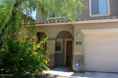 Pima County, Pinal County Single Family Home For Sale: 1633 W Gentle Brook Trail