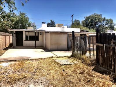 Tucson Single Family Home For Sale: 4938 E Rosewood Street