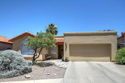 Tucson Single Family Home For Sale: 545 E Covered Wagon Drive