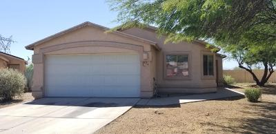 Tucson AZ Single Family Home For Sale: $177,000