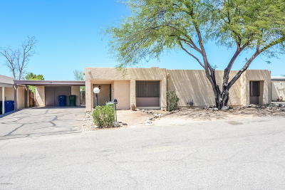 Tucson AZ Single Family Home For Sale: $174,000