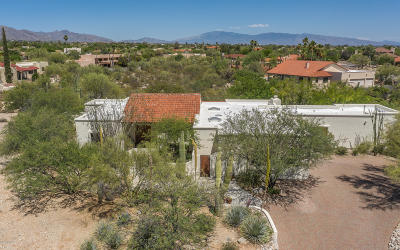 Tucson Single Family Home For Sale: 5910 N Placita Tecolote