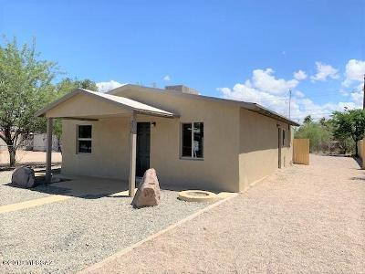 Tucson AZ Single Family Home For Sale: $150,000