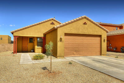 Cochise County Single Family Home For Sale: 1155 Matsumoto Street