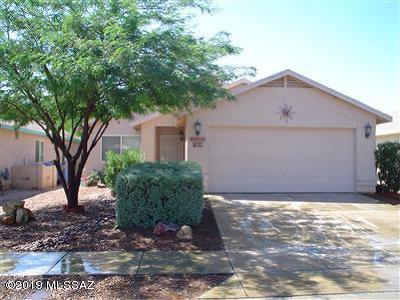 Tucson Single Family Home For Sale: 7936 S Lennox Lane