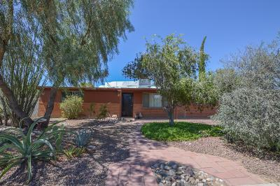 Tucson Single Family Home For Sale: 4825 E 26th Street
