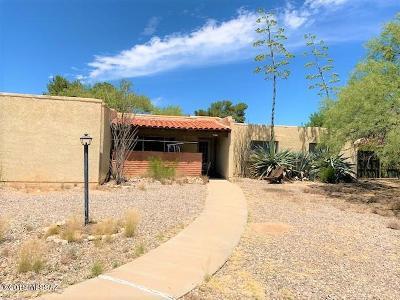 Tucson Single Family Home Active Contingent: 3241 N Placita Brazos