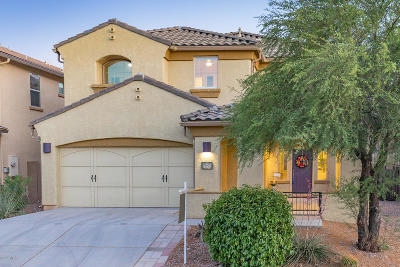 Oro Valley Single Family Home For Sale: 1269 W Vinovo Pass