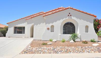 Pima County Single Family Home For Sale: 7265 E Vuelta Rancho Mesquite